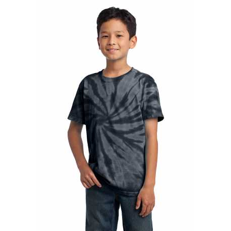Port & Company PC147Y Youth Tie-Dye Tee