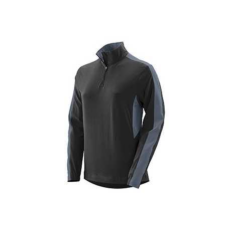 Augusta Sportswear 3790 Ladies Water Resistant Poly/Span Half Zip Pullover