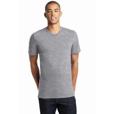 District DT5500 Young Mens The Concert Tee V-Neck