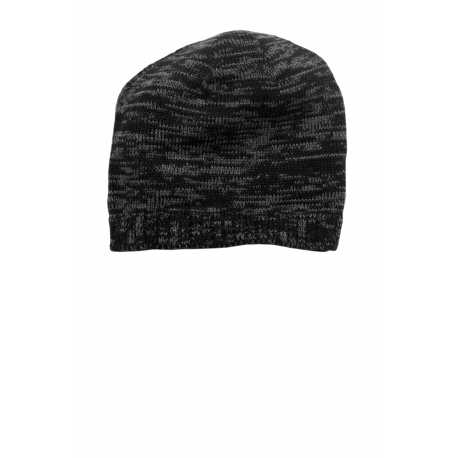 District DT620 Spaced-Dyed Beanie