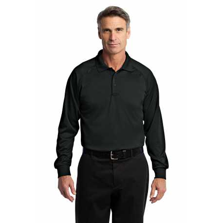 CornerStone CS410LS Select Long Sleeve Snag-Proof Tactical Polo