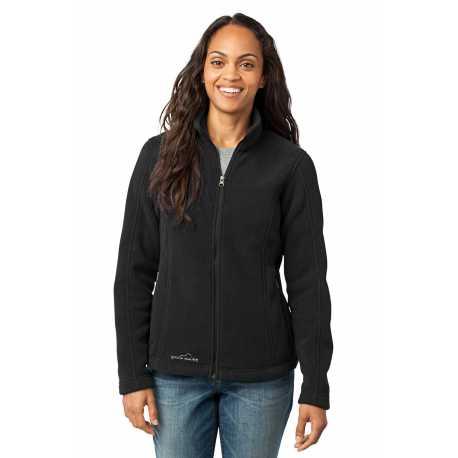 Eddie Bauer EB201 Ladies Full-Zip Fleece Jacket