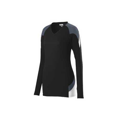 Augusta Sportswear 1321 Girls' Set Jersey