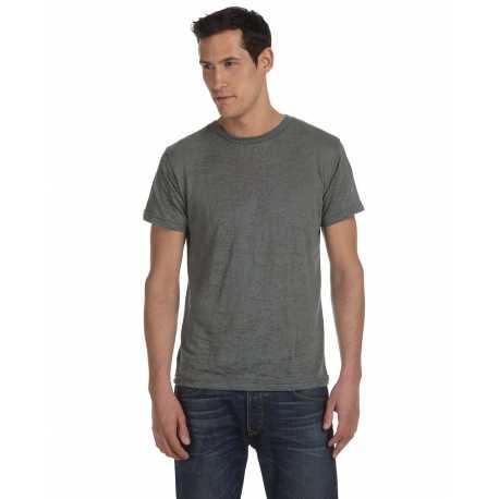 Bella + Canvas 3601 Men's Burnout Short-Sleeve T-Shirt
