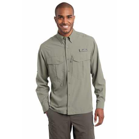 Eddie Bauer EB600 Long Sleeve Performance Fishing Shirt