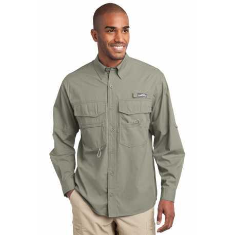 Eddie Bauer EB606 Long Sleeve Fishing Shirt