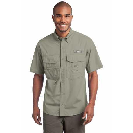 Eddie Bauer EB608 Short Sleeve Fishing Shirt