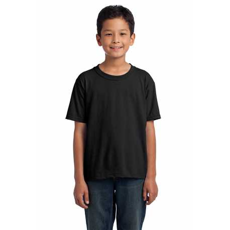 Fruit of the Loom 3930B Youth HD Cotton 100% Cotton T-Shirt