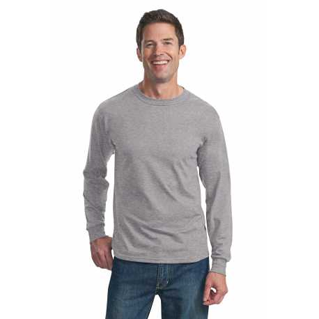 Fruit of the Loom 4930 HD Cotton 100% Cotton Long Sleeve T-Shirt