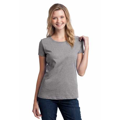 Fruit of the Loom L3930 Ladies HD Cotton 100% Cotton T-Shirt