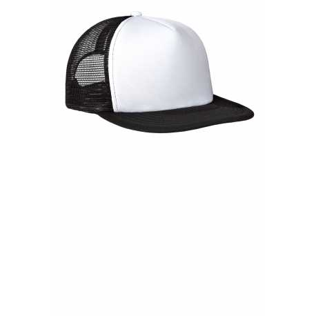 DT624_WhiteBlack_Hat