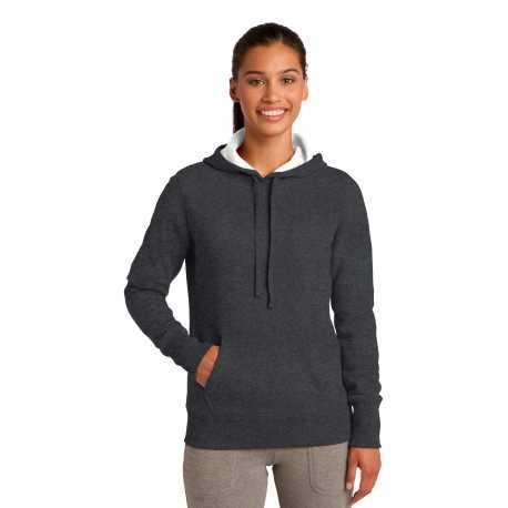 Sport-Tek LST254 Ladies Pullover Hooded Sweatshirt