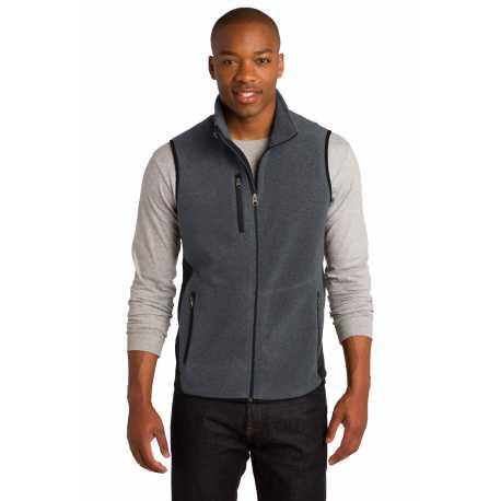 Port Authority F228 R-Tek Pro Fleece Full-Zip Vest