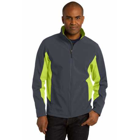 Port Authority J318 Core Colorblock Soft Shell Jacket