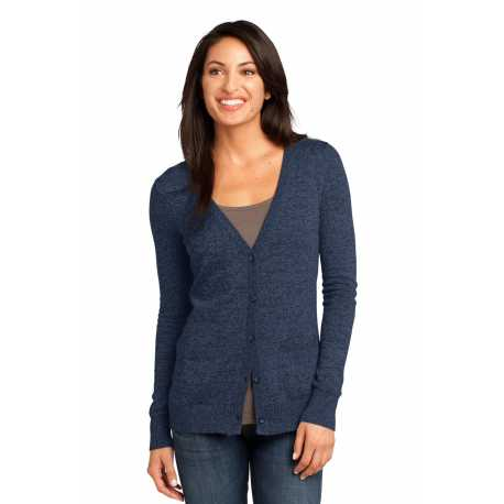 District Made Made DM415 Made Ladies Cardigan Sweater