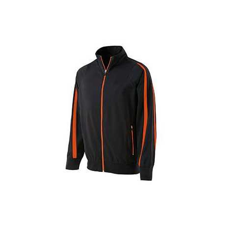Holloway 229142 Adult Polyester Full Zip Determination Jacket