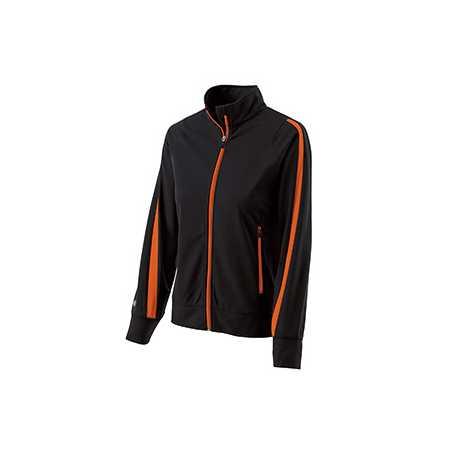 Holloway 229342 Ladies Polyester Full Zip Determination Jacket