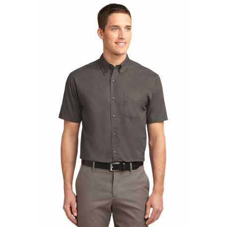 Port Authority TLS508 Tall Short Sleeve Easy Care Shirt