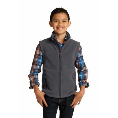 Port Authority Y219 Youth Value Fleece Vest