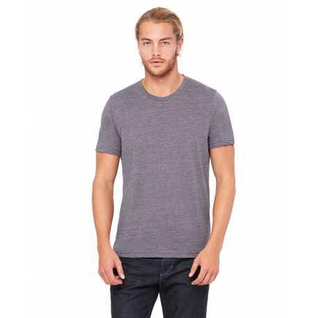 Bella + Canvas 3650 Unisex Poly-Cotton Short-Sleeve T-Shirt