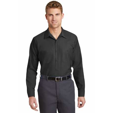 Red Kap SP14LONG Long Size Long Sleeve Industrial Work Shirt