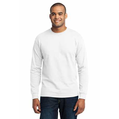 Port & Company PC55LST Tall Long Sleeve Core Blend Tee