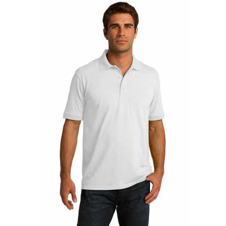 Port & Company KP55T Tall Core Blend Jersey Knit Polo