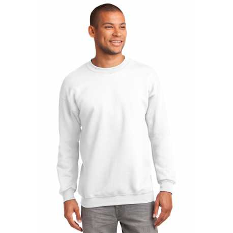 Port & Company PC90T Tall Essential Fleece Crewneck Sweatshirt