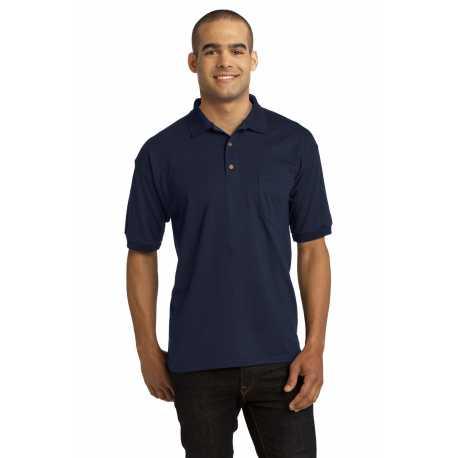 Gildan 8900 DryBlend 6-Ounce Jersey Knit Sport Shirt with Pocket