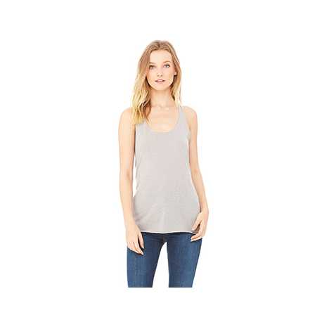 Bella + Canvas 8430 Ladies' Triblend Racerback Tank