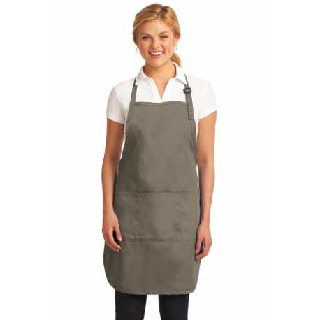 Port Authority A703 Easy Care Full-Length Apron with Stain Release