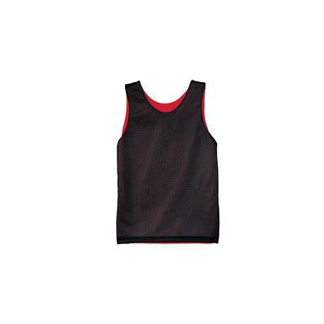A4 N2206 Youth Reversible Mesh Tank Top