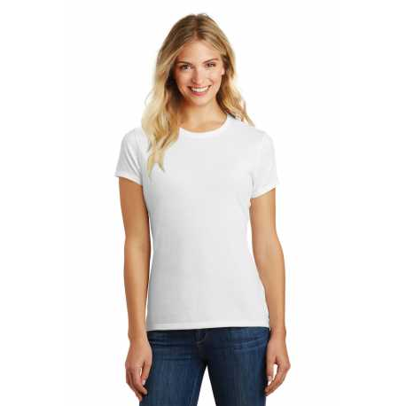 District Made Made DM108L Made Ladies Perfect Blend Crew Tee
