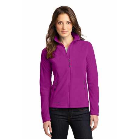 Eddie Bauer EB225 Ladies Full-Zip Microfleece Jacket