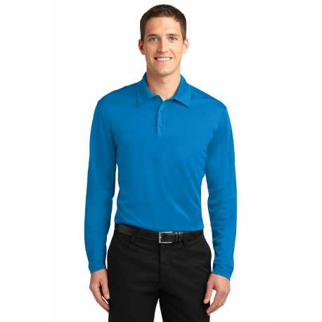 Port Authority K540LS Silk Touch Performance Long Sleeve Polo