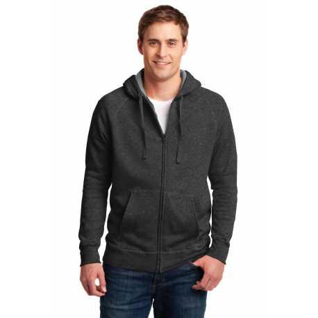 Hanes HN280 Nano Full-Zip Hooded Sweatshirt