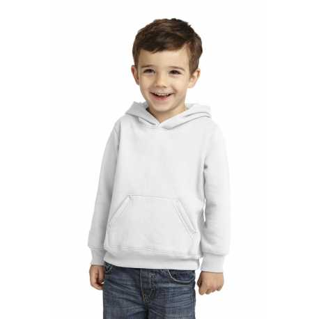 Port & Company CAR78TH Toddler Core Fleece Pullover Hooded Sweatshirt