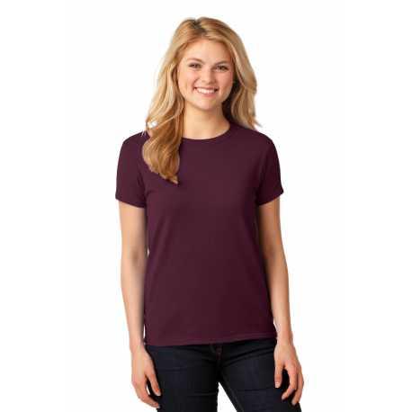 Gildan 5000L Ladies Heavy Cotton 100% Cotton T-Shirt