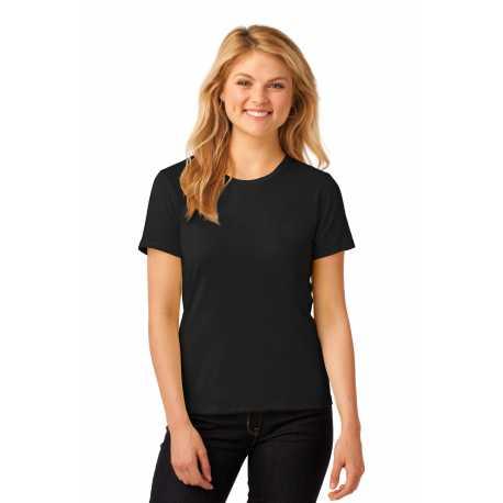 Anvil 880 Ladies 100% Combed Ring Spun Cotton T-Shirt