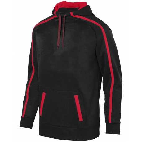 Augusta Sportswear 5554 Unisex Stoked Tonal Heather Hoodie