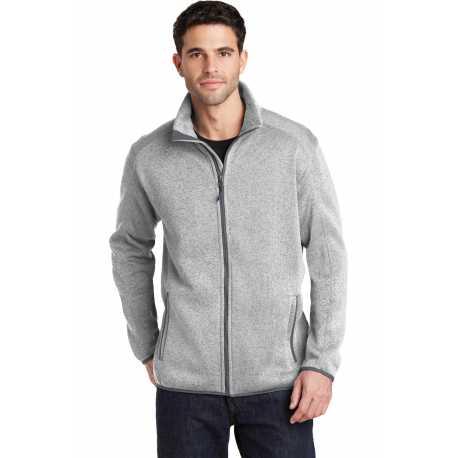 Port Authority F232 Sweater Fleece Jacket
