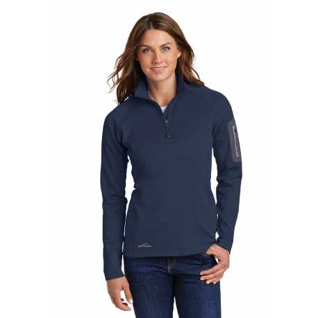 Eddie Bauer EB235 Ladies 1/2-Zip Performance Fleece