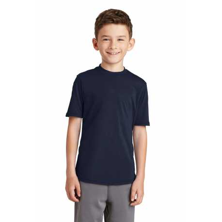 Port & Company PC381Y Youth Performance Blend Tee