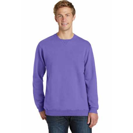 Port & Company PC098 Pigment-Dyed Crewneck Sweatshirt
