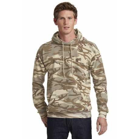 Port & Company PC78HC Core Fleece Camo Pullover Hooded Sweatshirt