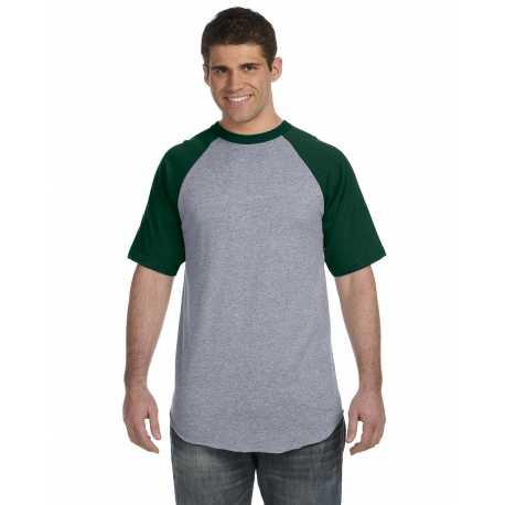 Augusta Sportswear 423 Adult Short-Sleeve Baseball Jersey