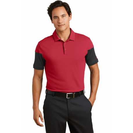 Nike 779802 Dri-FIT Sleeve Colorblock Modern Fit Polo
