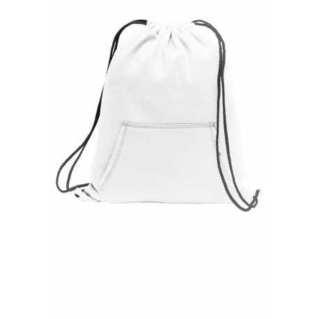 Port & Company BG614 Core Fleece Sweatshirt Cinch Pack