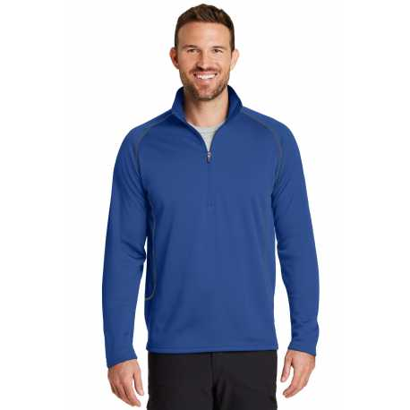 Eddie Bauer EB236 1/2-Zip Base Layer Fleece