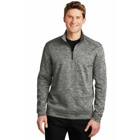 Sport-Tek ST226 PosiCharge Electric Heather Fleece 1/4-Zip Pullover